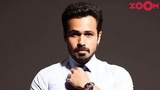 Emraan Hashmi shoots for a song in