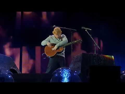 Ed Sheeran - Photograph - Live in Dublin Phoenix Park