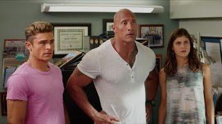 'Baywatch' Official Teaser Trailer (2017) | Dwayne Johnson, Zac Efron