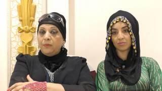 Fawzia and Sutara Arian Peace Message For Afghanistan