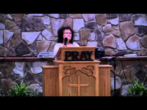 Betty Jean Robinson Camp meeting 2014