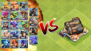 ALLE TRUPPEN vs. DOPPELKANONE! || CLASH OF CLANS || Let's Play CoC [Deutsch/German HD]