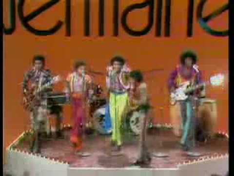 Michael Jackson with The Jackson 5 on Soul Train I Want You Back