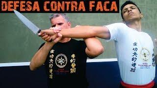 CURSO DE DEFESA PESSOAL CONTRA FACA aula 06 #KungFu