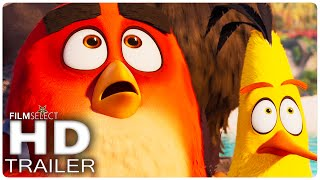 THE ANGRY BIRDS MOVIE 2 Trailer (2019)