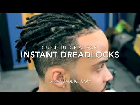Xxx Mp4 Instant Dreadlocks Killmonger Hair Tutorial 3gp Sex