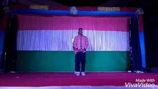 #Patriotic #dance #performance #Vyom #dance #studio #sarswati #school #funfair