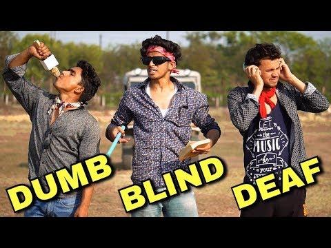 Xxx Mp4 DUMB BLIND DEAF Round2hell R2H 3gp Sex