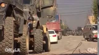 مالم تراه في معارك تحرير الموصل .... تقرير ال cnn