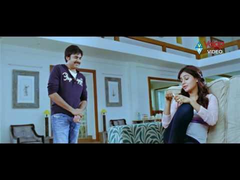 Attarintiki Daredi Scenes - Samantha Bathing Scene - Pawan Kalyan