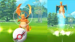 GYM RAID + Sneaky Boss Charizard fled after bonus stage pokemon Go