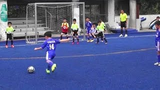 Y2016 HKDLA - U8 Chelsea Soccer School HK Vs Happy Academy (16-1)