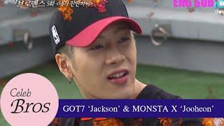 Jackson & Jooheon, Celeb Bros  S5 EP5
