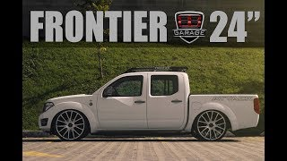 """BB Garage   Nissan Frontier   Aro 24"""""""