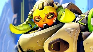 Overwatch 'Full Movie' All Cinematics Cut Scenes Combined / Animated Shorts