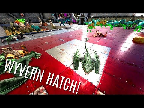 Xxx Mp4 WYVERN HATCH And 3x Valentines Event Official PVP ARK Survival 3gp Sex