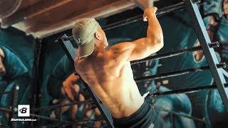 EXPLOSIVE Calisthenic Workout with Warren James Li | American Ninja Warrior