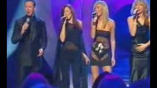Atomic Kitten & Russell Watson - The Spy Who Loved Me