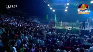 Phal Sophorn vs Khum Phit (Thai) Bayon Khmer boxing 25/11/2018