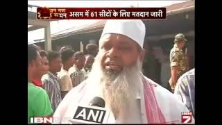 Assam Aur West Bengal Me Ho Rahi Hai Bumper Voting