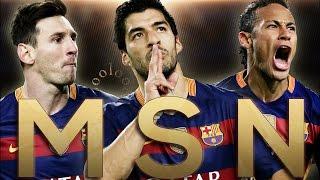 MSN ● In One Breath ● Best Goals & Skills ● 2016 ● Part 2 ᴴᴰ