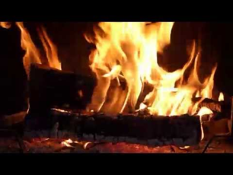 fond d 39 cran pour t l vision feu de bois 1 vidoemo emotional video unity. Black Bedroom Furniture Sets. Home Design Ideas