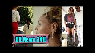 Beyonce shares intimate christmas holiday photos taken by husband jay-z| UK News 24H