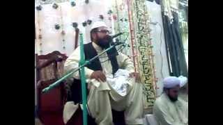 M Amjad Farishta in Majra Shan e Imam e Hussain
