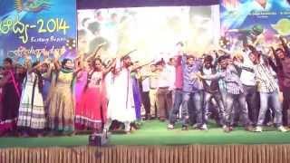 Telugu Friendship Songs - Theme Song of AADYA-2014 - AADYA-2014 - Apoorva College Freshers' Day