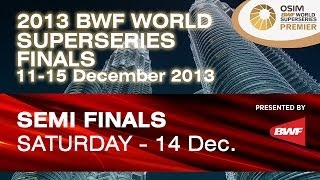 SF - MD - M.Ahsan / H.Setiawan vs M.Boe / C.Mogensen - 2013 WSS Finals