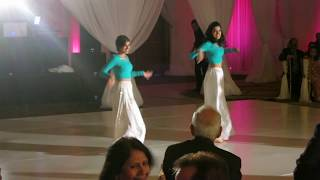Indian Wedding Reception Dance