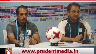 MISTAKES PROVE COSTLY FOR MEXICO, CONTROL OF SECOND-HALF DECISIVE: IRAN COACH _Prudent Media Goa