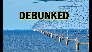 Flat Earth | Curved Water Found- DEBUNKED