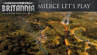 Total War Saga: Thrones of Britannia - Mierce Let's Play