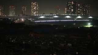 TOKYO and KAWASAKI at Night