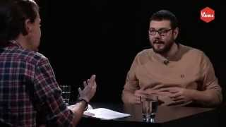 Otra Vuelta de Tuerka - Pablo Iglesias con Nega (programa completo)