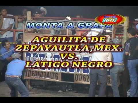 El Reto Aguilita vs P.Jirafales y Látigo Negro