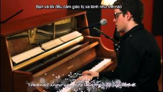[Lyric + Vietsub ]Lighters - Alex Goot (Cover Eminem feat. Bruno Mars)