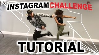 Dance Tutorial | Learn the New VIRAL Dance: Instagram Challenge | #instagramchallenge @dreystylez