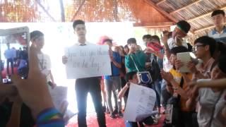 Fe & Thai Binh Duong Gay Wedding Proposal in Vietnam