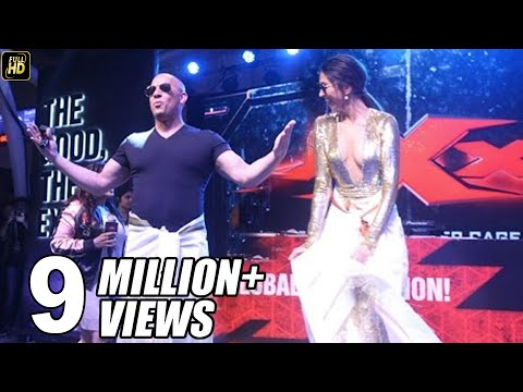 Xxx Mp4 Deepika Teaches SRK S Lungi Dance To Vin Diesel What Happens Next Will Blow Your Mind 3gp Sex