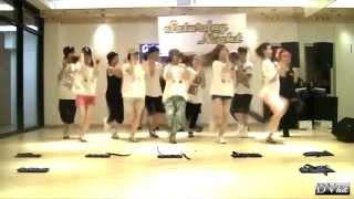 Crayon Pop (크레용팝)  'Saturday Night' (dance practice)