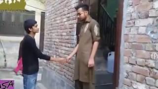 indian funny prank  whatsapp video 19 November video not try to laugh prank in india