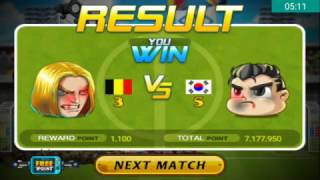 Head Soccer Challenge - Mijor League with South Korea