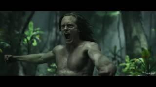 The Legend Of Tarzan Hindi  Tarzan Fight with Gorilla
