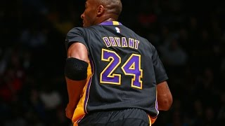Kobe Bryant Career Highlights Compilation - The Gold Legend