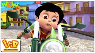 The Mad Bike - Vir: The Robot Boy WITH ENGLISH, SPANISH & FRENCH SUBTITLES