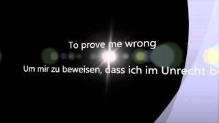 Linkin Park - New Divide(Lyrics + Übersetzung)