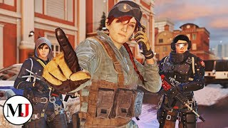 The 18k Kafe Carry: Full Game Friday - Rainbow Six Siege