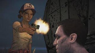 The Walking Dead - All Season 3 Clementine Kills HD